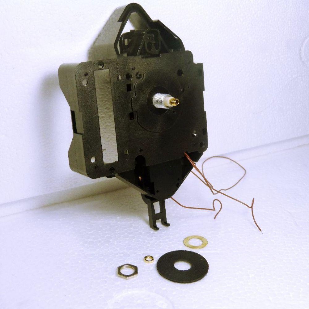 quartex clock movement instructions